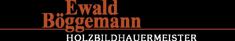 Holzbildhauermeister Ewald Böggemann aus Mettingen
